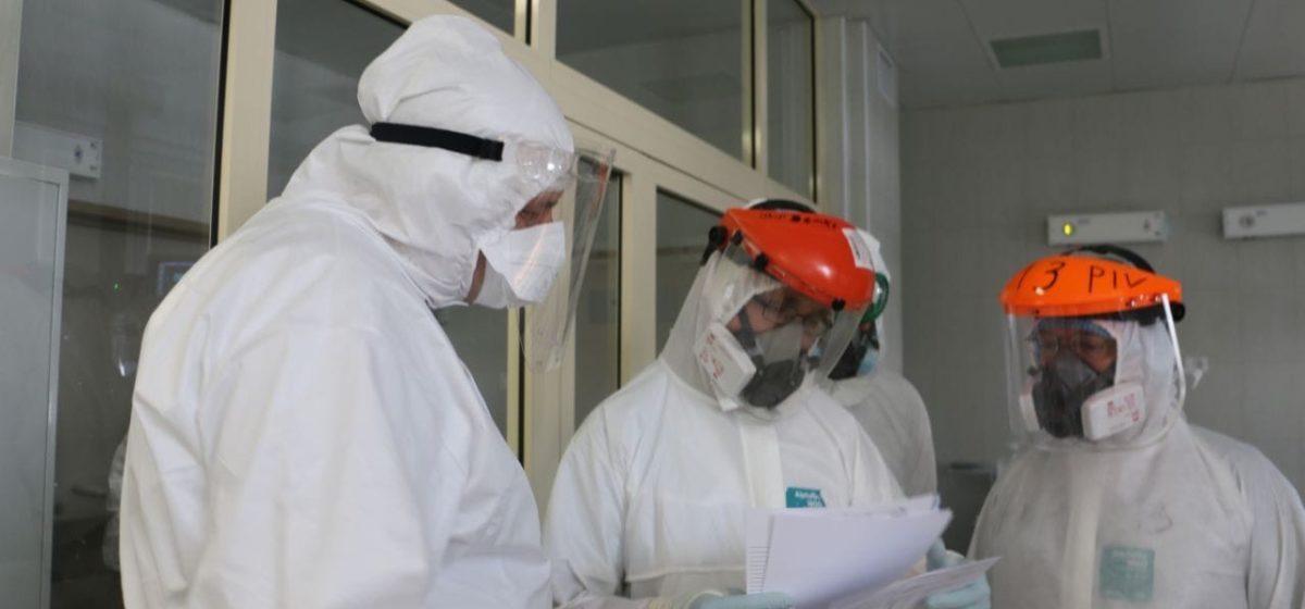 Стало ли больше смертей и заболевших? Цифры по коронавирусу на 27 сентября в Беларуси