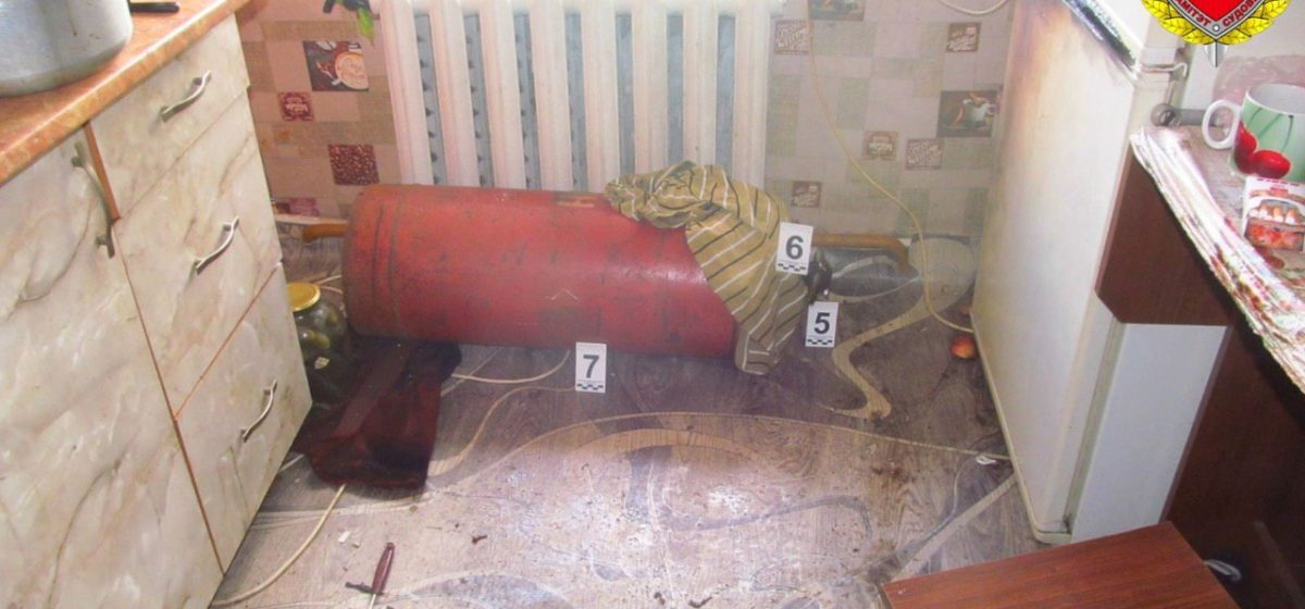 В многоквартирном доме в Бешенковичах взорвался газ — пострадал мужчина