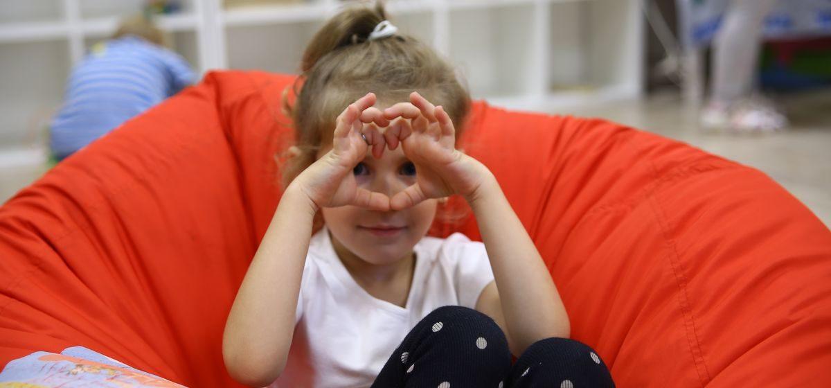 Что думают барановичские дети о красоте. Видео