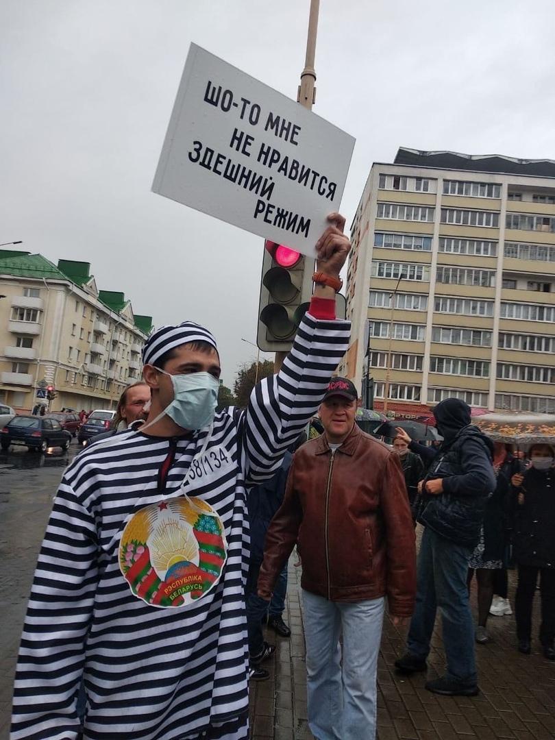 """Фото: Телеграм-канал """"Барановичи за перемены"""""""