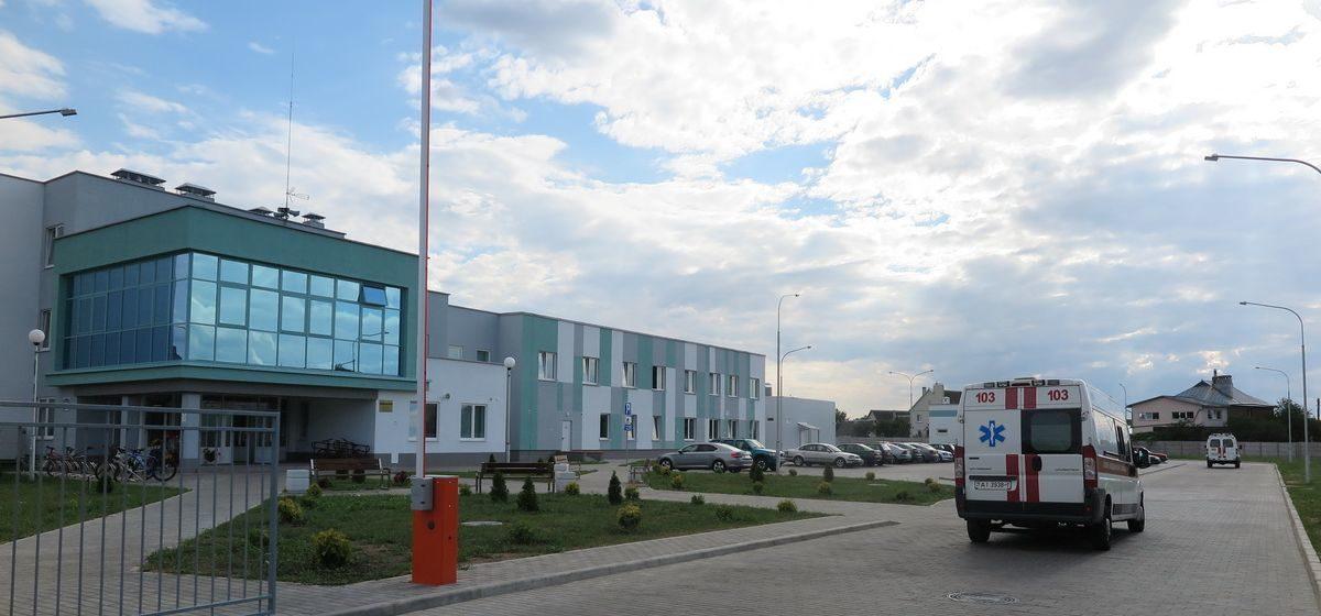 Вопрос-ответ. Мешает звук громкоговорителей на новой Барановичской станции скорой помощи. Можно ли их убрать?