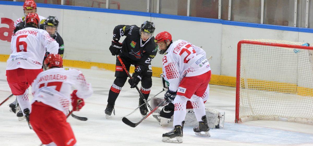 Хоккейный матч в Барановичах прошел без зрителей из-за невозможности обеспечить безопасность. «Все силы сегодня пустят на защиту горисполкома»