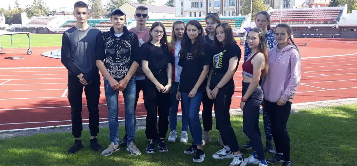 Россыпь наград привезли барановичские школьники с областной Спартакиады по легкой атлетике. Кто с золотом?