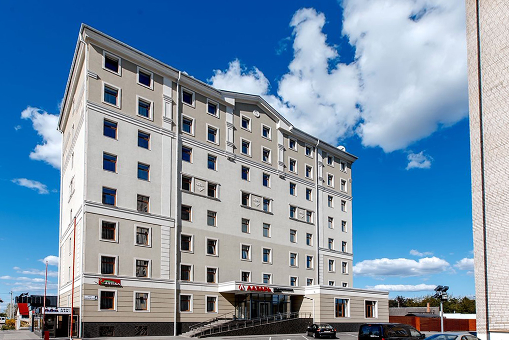 Медицинский центр «ЛАЗАРЬ», Борисовская, 4. Фото: Трофим ШУЛЕЙКО
