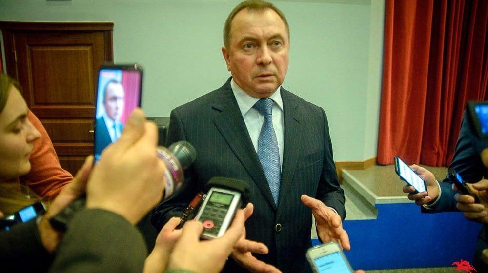 Макей высказался о Тихановской и упрекнул главу МИД Польши в отмене встречи