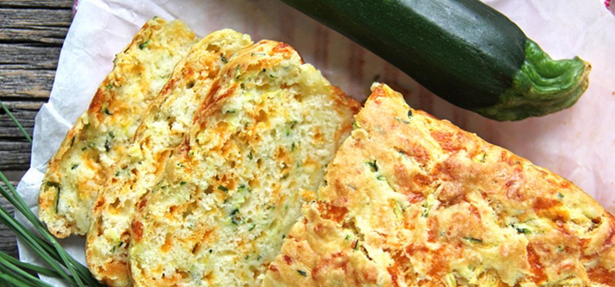 Вкусно и просто. Кабачковые хлебцы с сыром