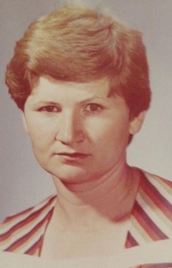 Гвлинв Дрейлинг в молодости. Фото: архив семьи ДРЕЙЛИНГ