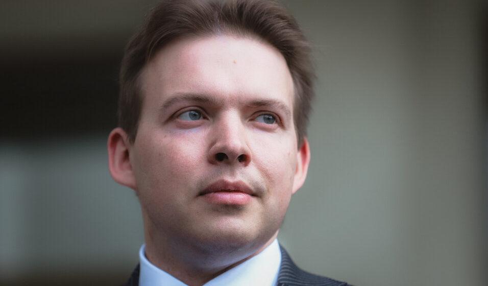 Задержан юрист Максим Знак — один из последних членов президиума Координационного совета, остававшийся на свободе