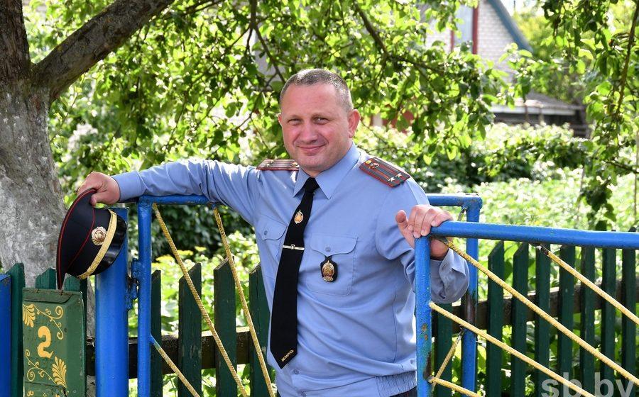 В Барановичском РОВД новый начальник