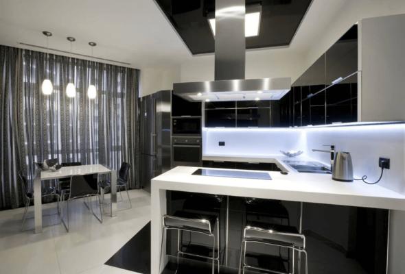 Кухни, на которых вам будет комфортно