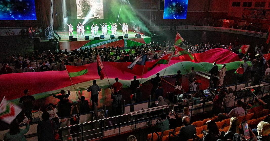 Власти провели в Барановичах молодежный форум «Беларусь – это мы!»