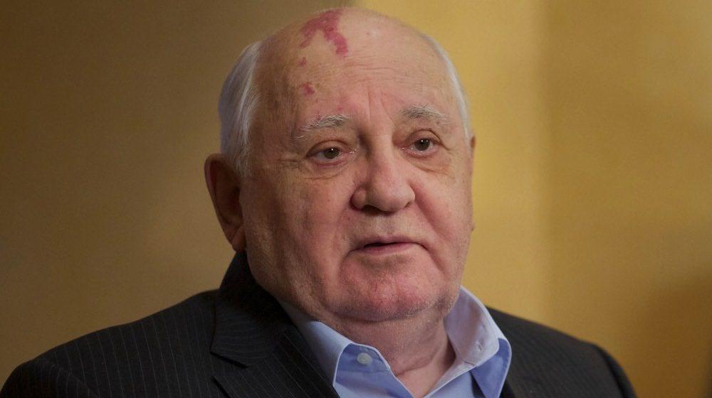 Михаил Горбачев поддержал протестующих: Молодцы — белорусы. Характер имеют