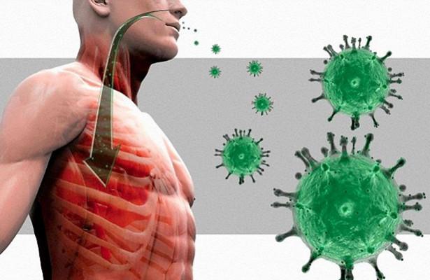 Признаки, указывающие наскрытую пневмонию