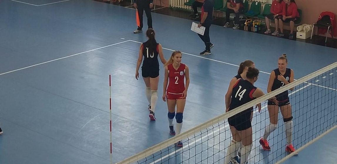 Как сыграли волейболистки «Атланта-БарГУ» в первом туре чемпионата страны?