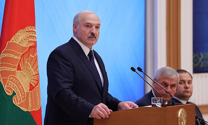 Лукашенко рассказал о «семи этапах сценария по уничтожению Беларуси»