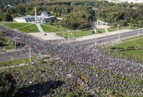 Что происходит 20 сентября в Минске и других городах. Онлайн