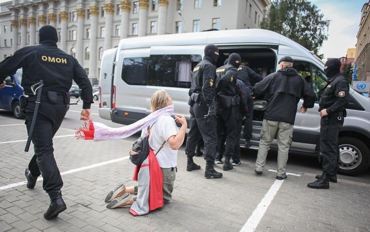 В Минске будут судить журналистов, которых задержали еще 1 сентября
