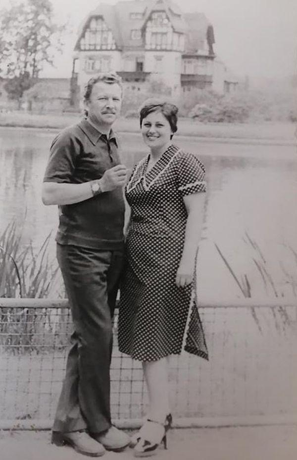 Николай и Светлана Пархоменко. Фото: архив семьи ДРЕЙЛИНГ