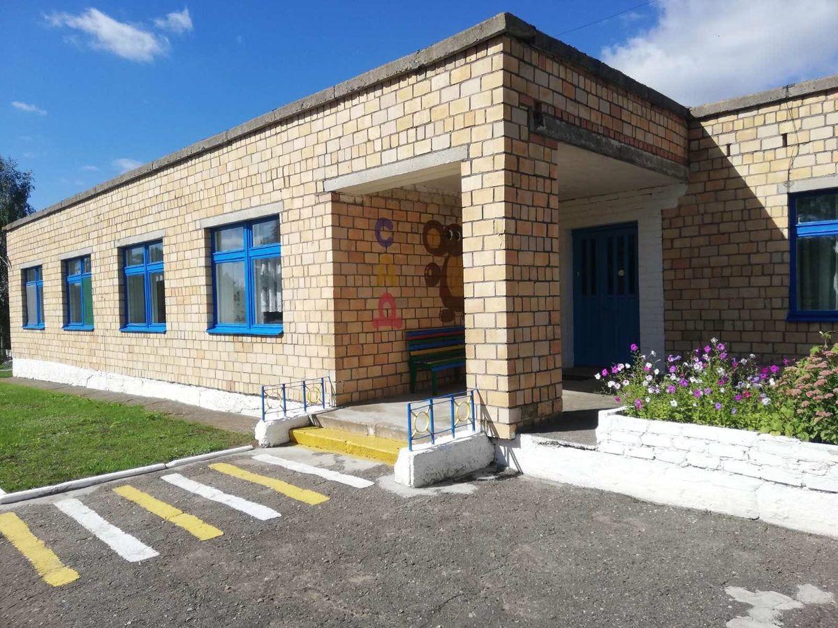 Детский сад в деревне Приозерная. Фото: читатель Intex-press