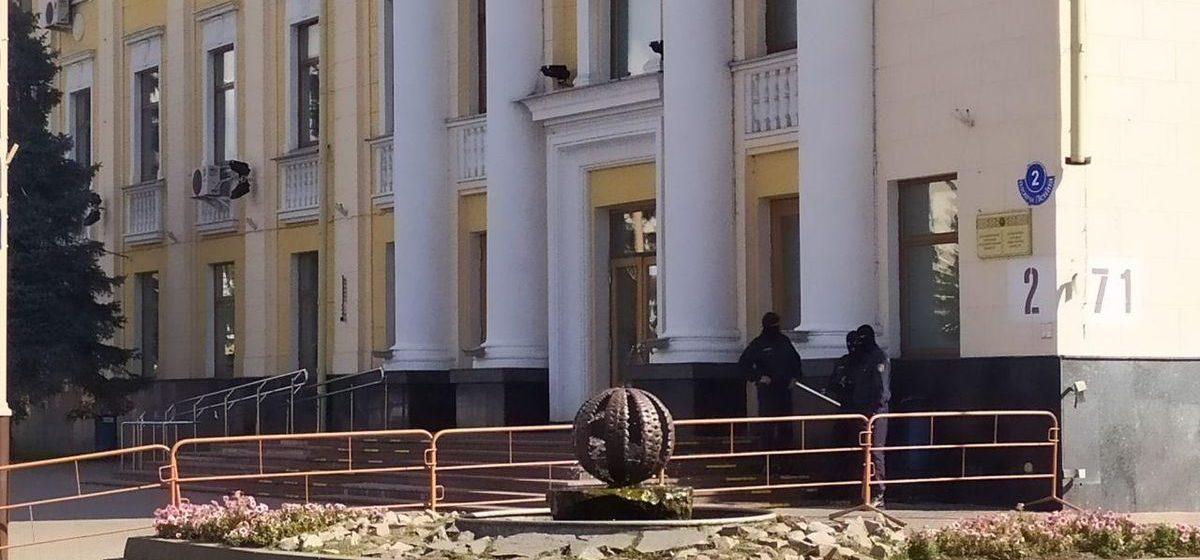 Воскресный марш протеста 13 сентября: что происходит в Барановичах. Онлайн