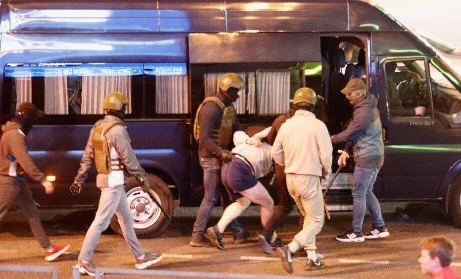Правозащитникам известны 259 фамилий задержанных 23 сентября во время протестов