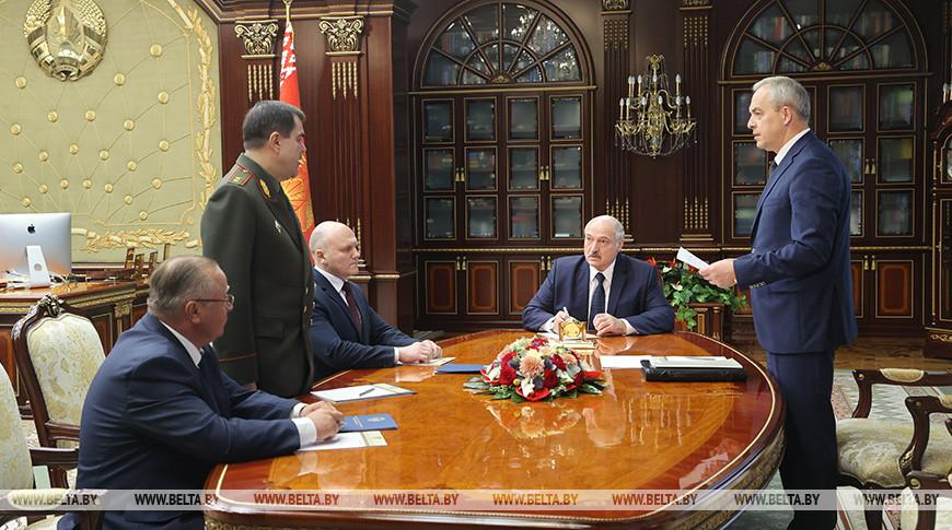 Почему Лукашенко «перетряхивает» силовой блок – две возможные причины