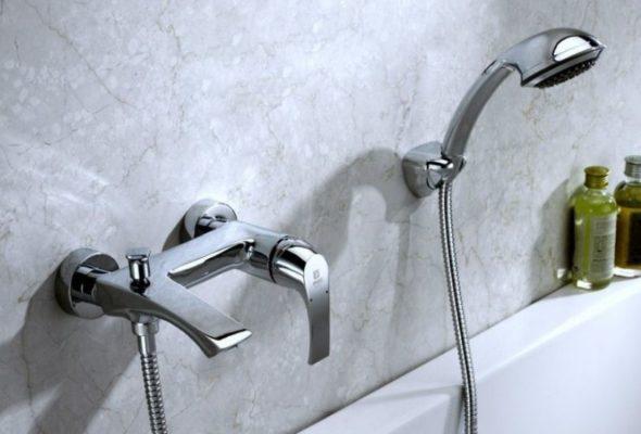 Критерии подбора смесителя для ванной