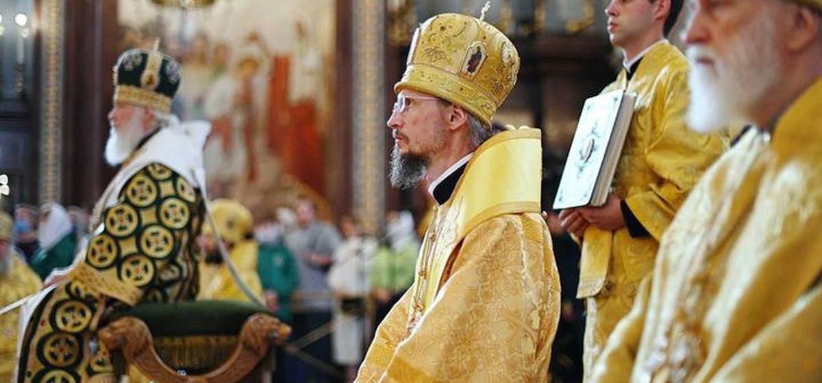 Патриарх Кирилл пояснил, почему сменил митрополита в Беларуси: Во главе БПЦ должен быть человек, знающий белорусский язык