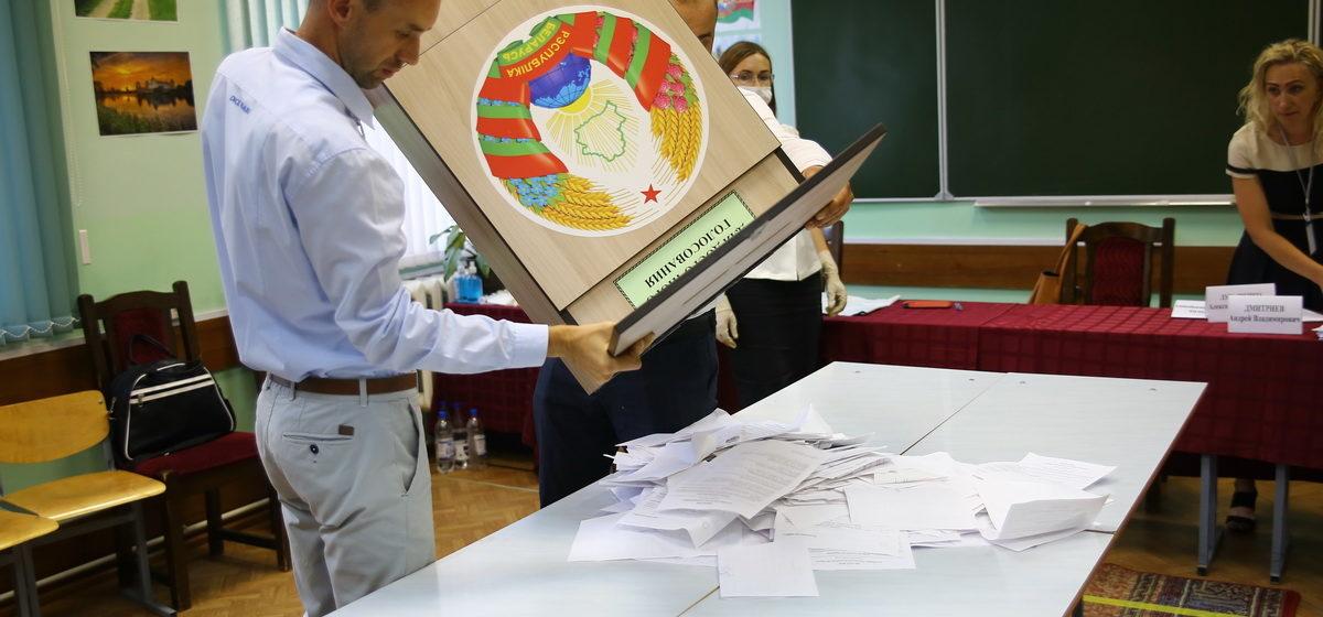 Месяц после выборов президента в Барановичах. Фотоподборка