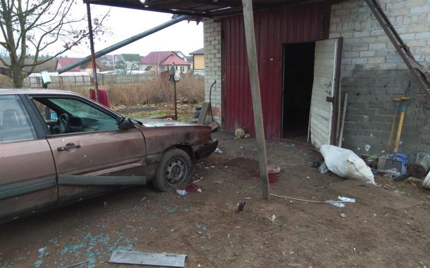 Вынесли приговор мужчине, по вине которого в Барановичах от взрыва боеприпаса пострадали трое человек, одному из них оторвало ноги