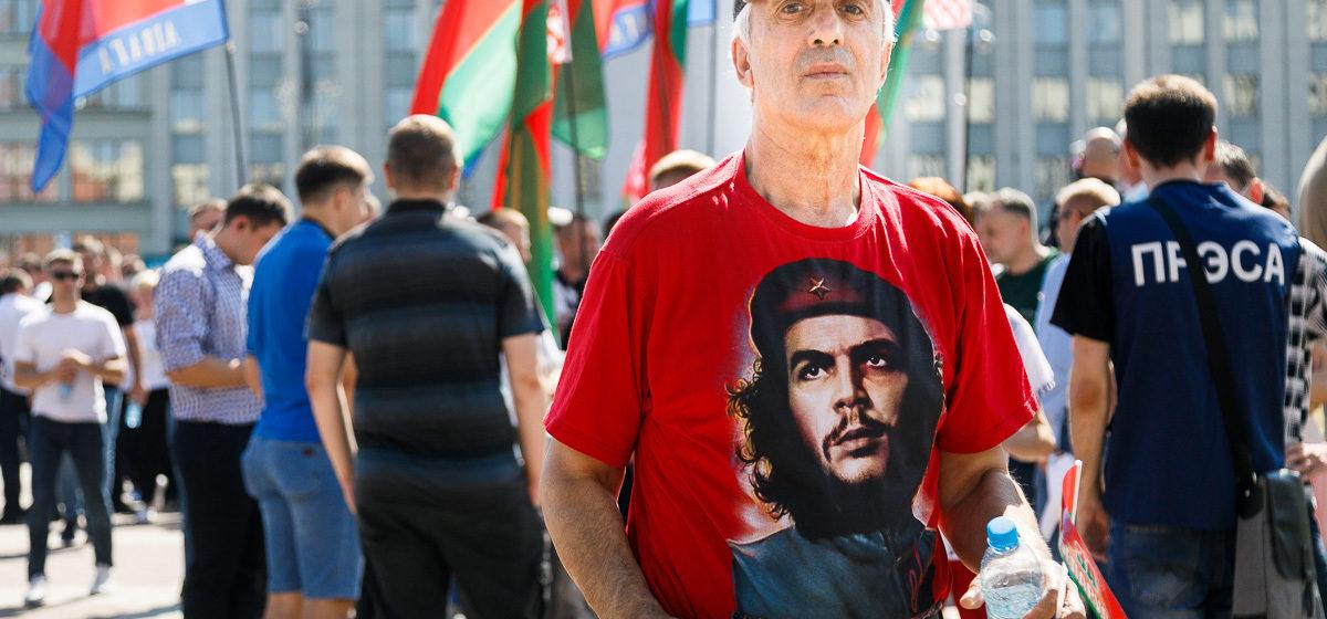 Воскресный «супермитинг» в Минске, на который планировали свозить людей со всей страны, отменили