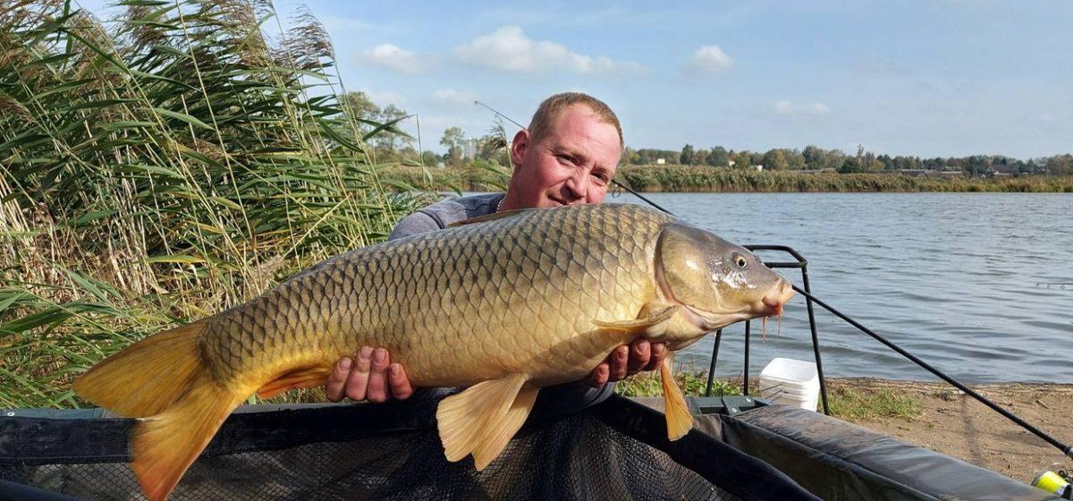 Рыбаки из Барановичей стали лучшими в турнире «Осенний карп ‒ 2020»