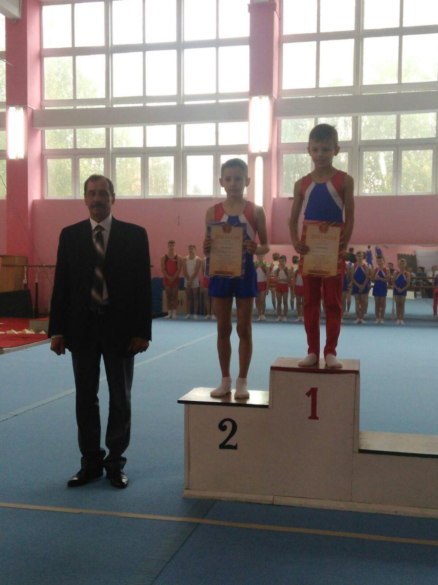 Никита Махахей (1-е место), Кирилл Степанкевич (2-е место).