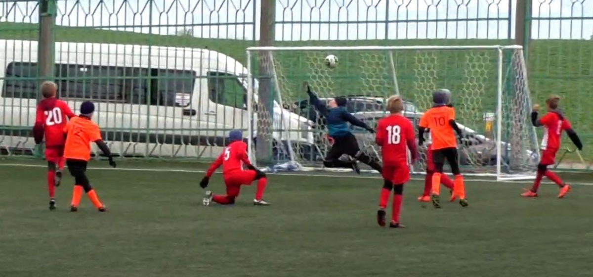 Какое место юные футболисты Барановичей заняли в республиканском турнире?
