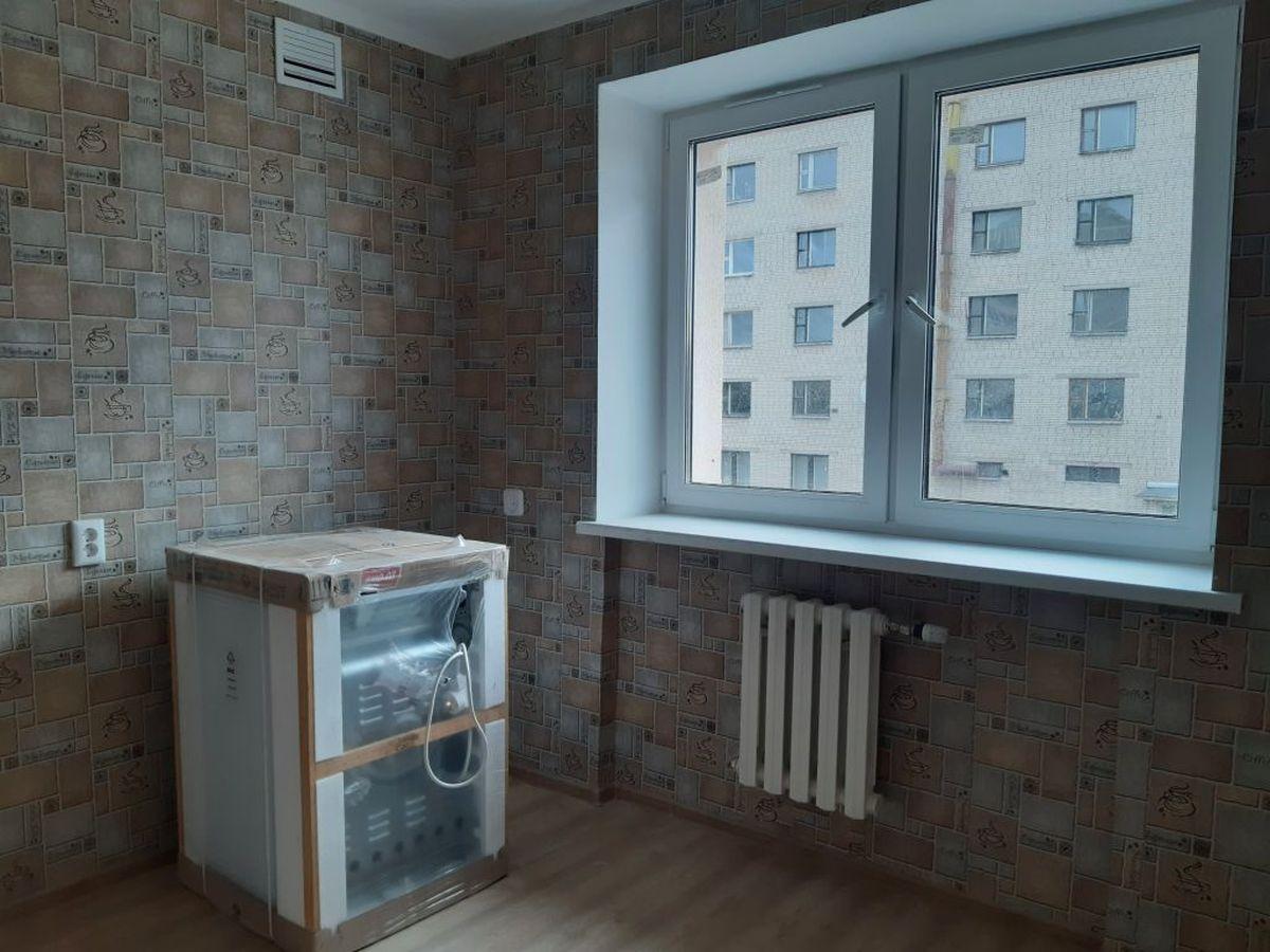 Кухня в двухкомнатной квартире. Фото: Елена ЗЕЛЕНКО