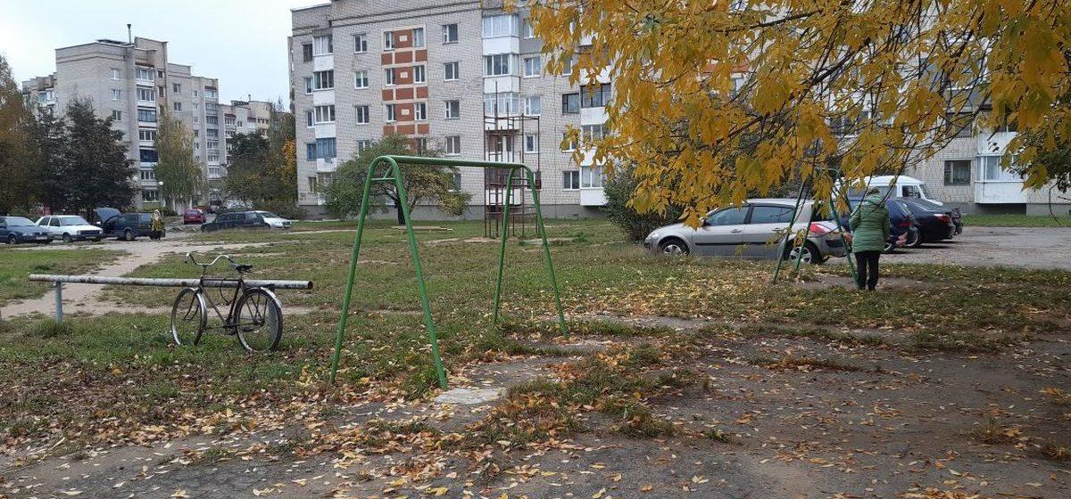 «Придет зима – электрошокер куплю». Почему жители Барановичей считают свой двор худшим в городе