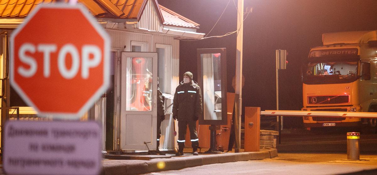Новости. Главное за 29 октября: закрытие границ на въезд в Беларусь, продажа в аптеках тестов на COVID-19 и замена министра МВД