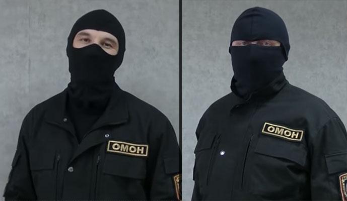«Бесстрашные — это те люди, которые с открытым забралом, как Захаренко, говорят системе: «Я убивать свой народ не буду»