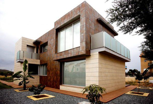 О керамогранитных плитах для фасада