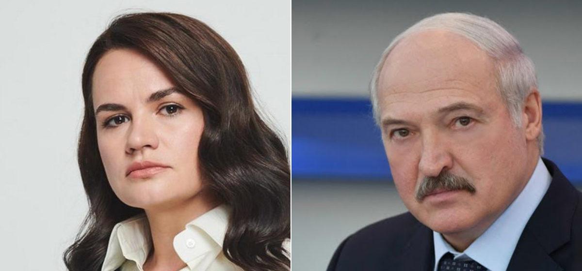 У него – звонки Путину, у нее – переговоры с Меркель. Сравнили рабочие графики Лукашенко и Тихановской
