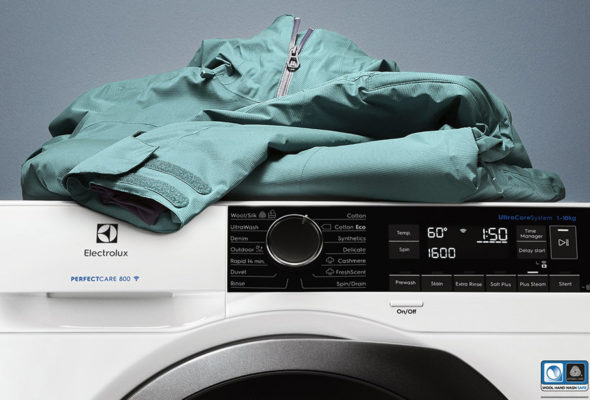 Сохраните внешний вид и мягкость ткани с стиральной машиной со скидкой до -20%