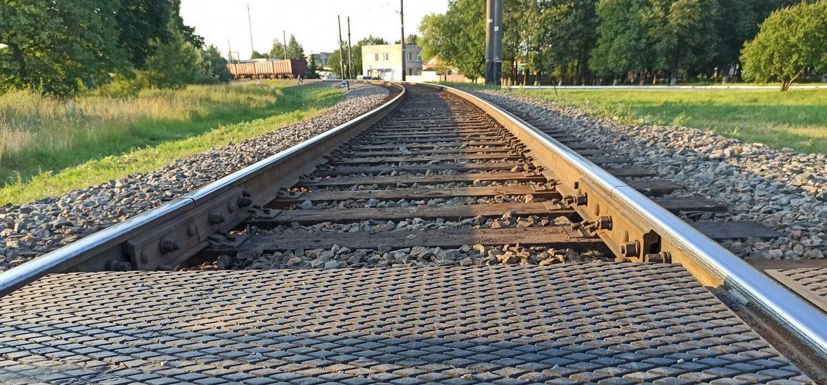 Движение поездов попытались заблокировать в Барановичах