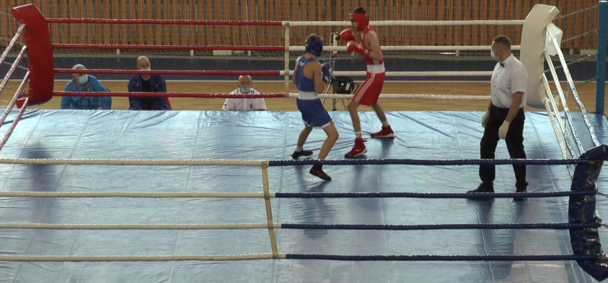 Барановичские боксеры отличились на республиканском турнире
