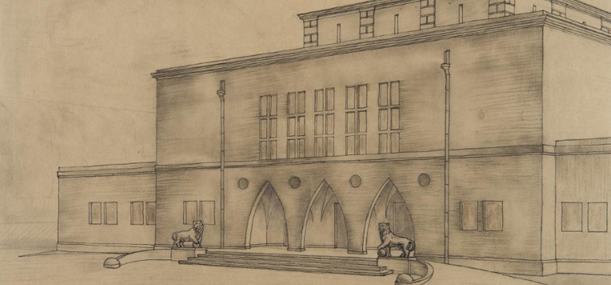 Неизвестные Барановичи. Как бы выглядели здания, которые планировали, но так и не построили в городе