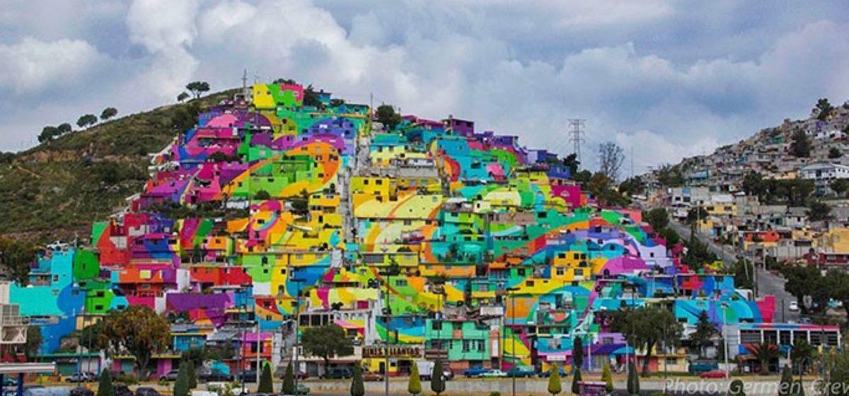 Подборка невероятных граффити со всего мира, которые заставят вас сказать: «Вау»