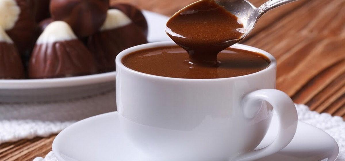 Вкусно и просто. Домашний горячий шоколад
