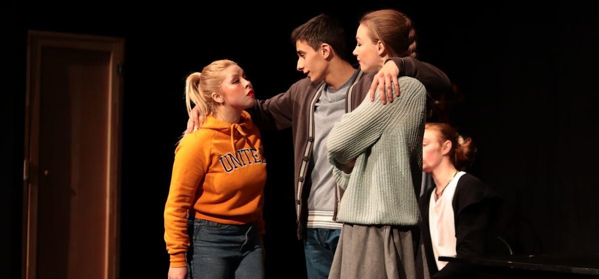 Спектакль барановичской «Параллели» стал лучшим на международном театральном фестивале в Санкт-Петербурге