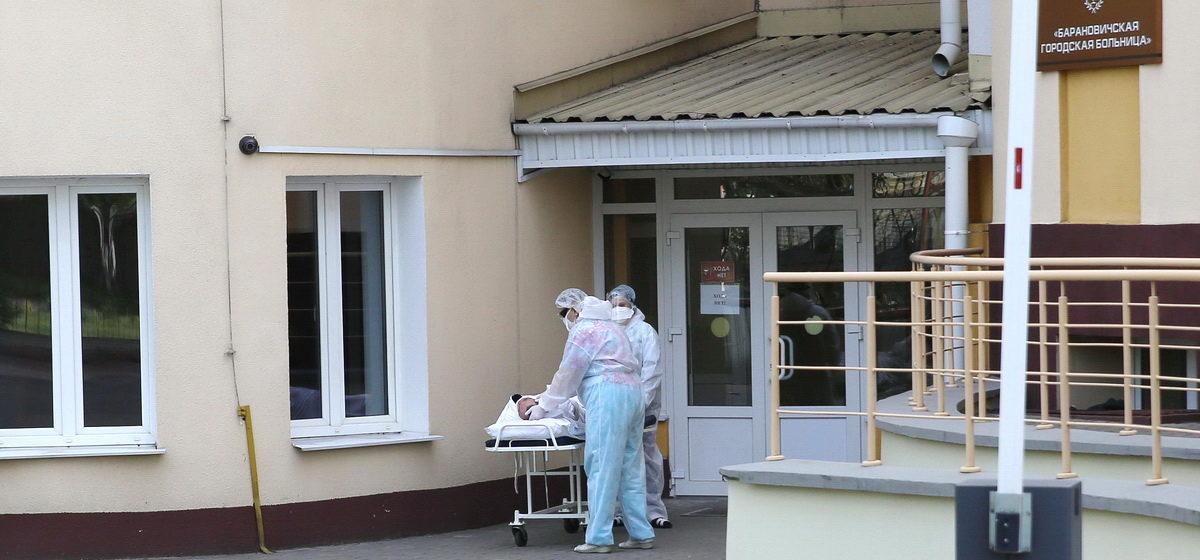 Количество заражений и смертей продолжает расти. Официальные цифры по CОVID-19 на 1 декабря в Беларуси