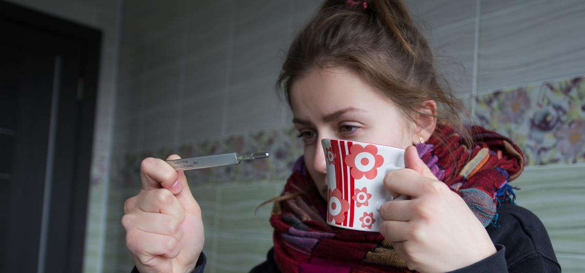 Стало известно, сколько жителей Барановичского региона привилось от гриппа