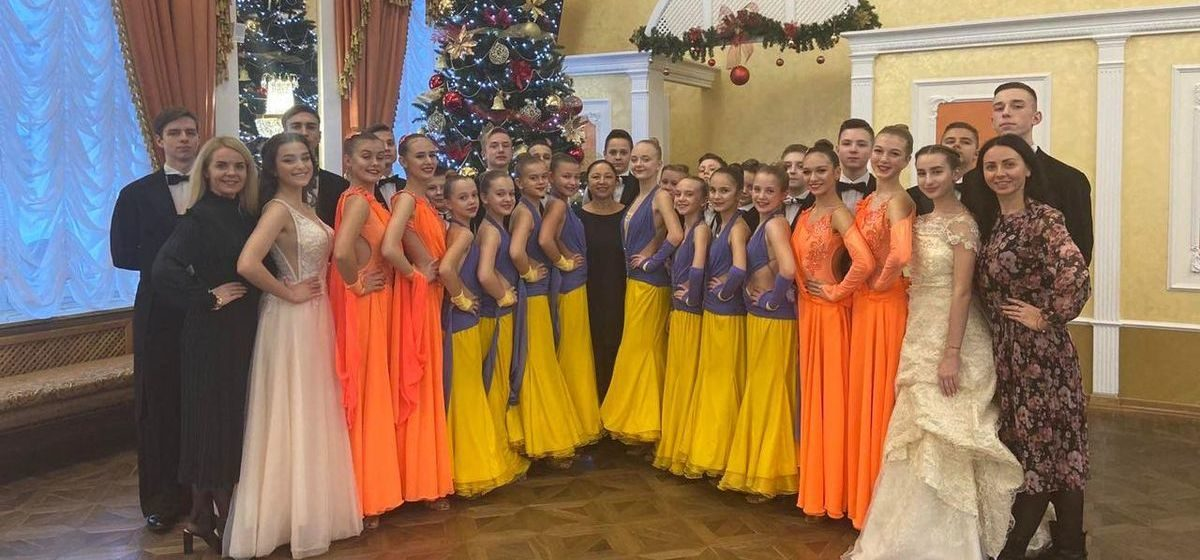 «Фиесту» пришлось создавать с нуля». Звание «Человек года Брестчины» получила руководитель барановичского ансамбля бального танца